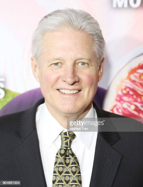 Bruce Boxleitner arrives to the Hallmark Channel and Hallmark Movies and Mysteries Winter 2018 TCA Press Tour held at Tournament House on January 13...