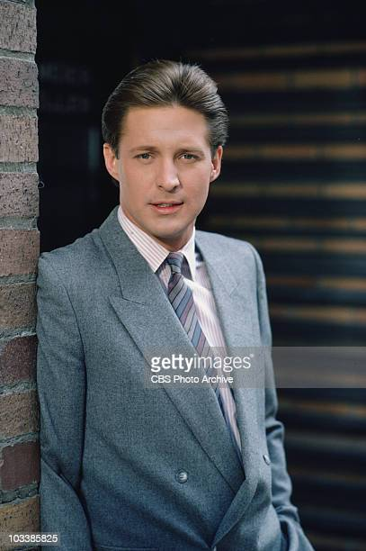 Bruce Boxleitner as Lee Stetson in Scarecrow and Mrs King Image dated 1984