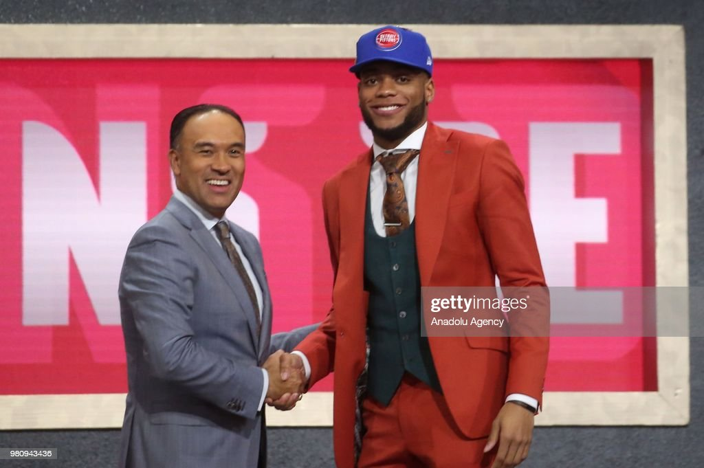 2018 NBA Draft : News Photo