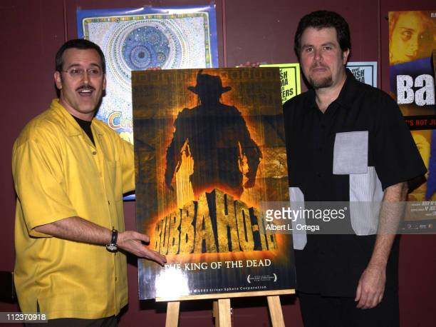 Bruce Campbell and screenwriter / director / producer Don Coscarelli