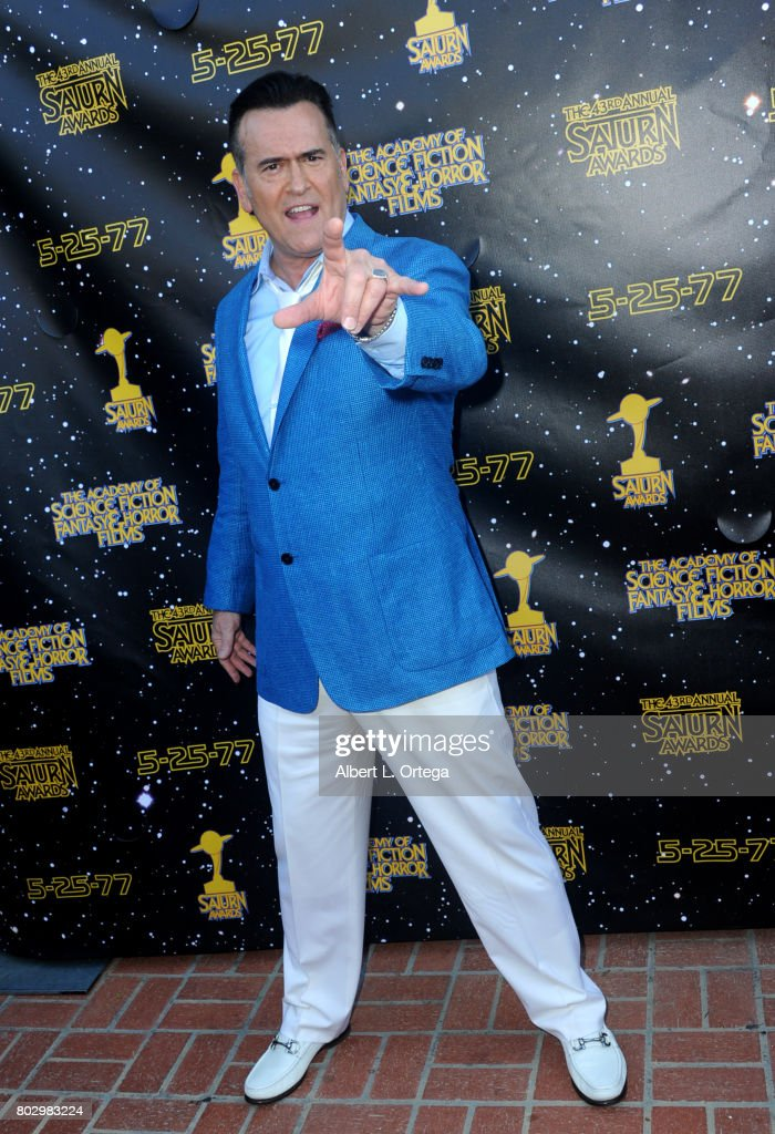 43rd Annual Saturn Awards - Arrivals