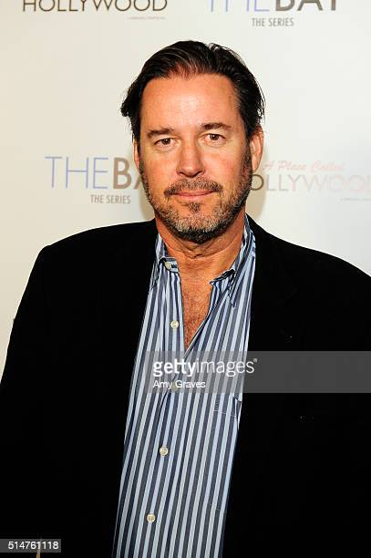 Bruce Caulk attends the 5th Annual LANY Entertainment Mixer at St Felix on March 10 2016 in Hollywood California