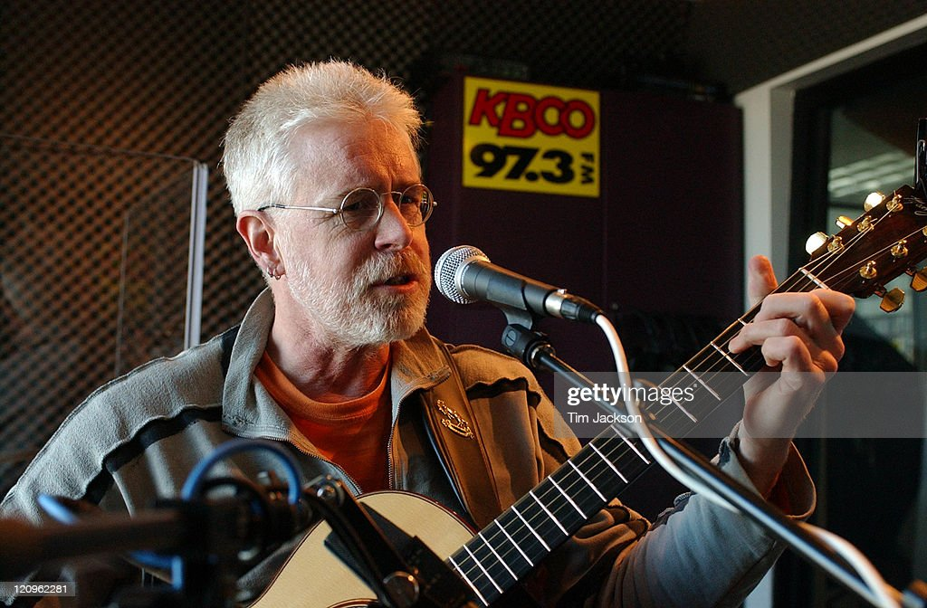Bruce Cockburn at KBCO Studio C