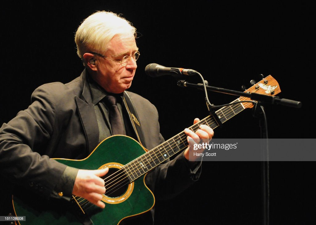 Bruce Cockburn Performs At The Junction In Cambridge