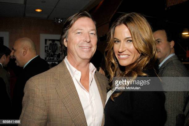 Bruce Colley and Kelly Killoren Bensimon attend Book Party for JILL MARTIN'S FASHION FOR DUMMIES at Fresco On The Go on November 12 2009 in New York
