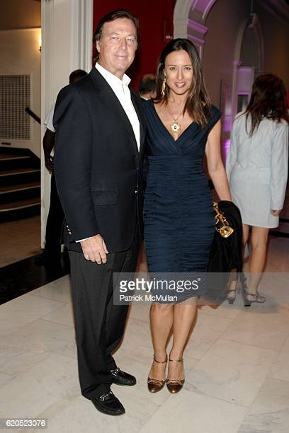 Bruce Colley and Terasa Colley attend Director's Council NEW YORK AFTER DARK Party at Museum of the City of New York on September 23 2008 in New York...