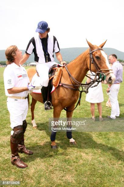Bruce Colley attends The 13th Annual MASHOMACK INTERNATIONAL Polo Challenge presented by HUNTER BOOT at Pine Plains on June 26 2010