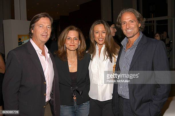 Bruce Colley Vicky Hagedorn Teresa de Seguera and Michael Borrico attend HERMES and TURNER CLASSIC MOVIES to Host Celebration to Salute Cinematic...