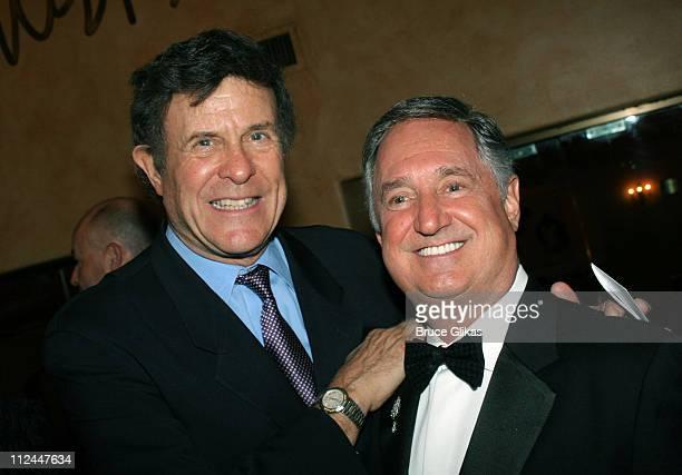 Bruce Cousin Brucie Morrow and Neil Sedaka