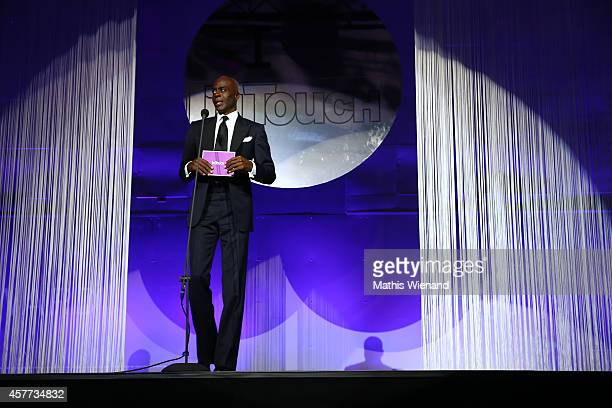 Bruce Darnell attends the InTouch Awards 2014 at Port Seven on October 23 2014 in Duesseldorf Germany