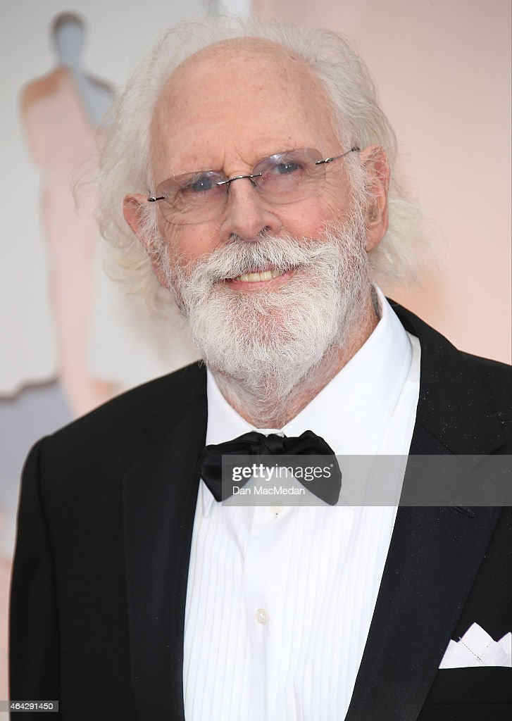 Bruce Dern arrives at the 87th Annual Academy Awards at Hollywood & Highland Center on February 22, 2015 in Los Angeles, California.