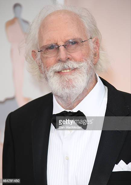 Bruce Dern arrives at the 87th Annual Academy Awards at Hollywood Highland Center on February 22 2015 in Los Angeles California