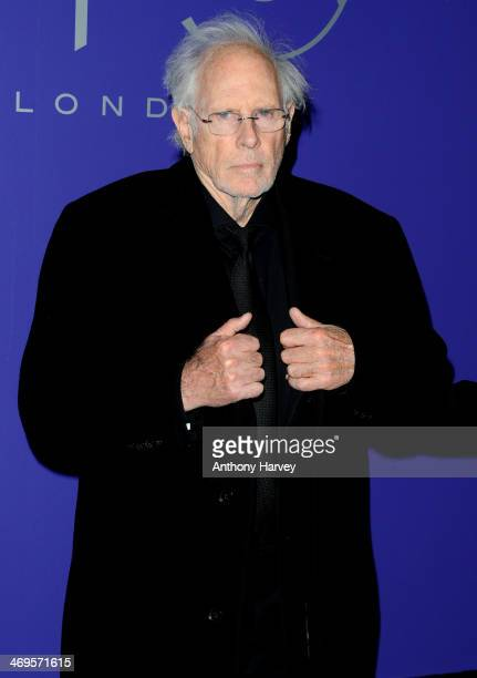 Bruce Dern attends the EE British Academy Film Awards Nominees Party at Asprey London on February 15 2014 in London England