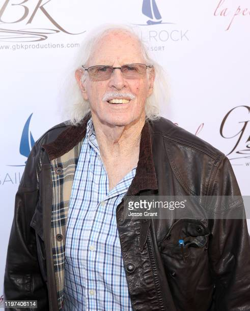 Bruce Dern attends the GBK and La Peer PreGlobes Luxury Lounge on January 03 2020 in Los Angeles California