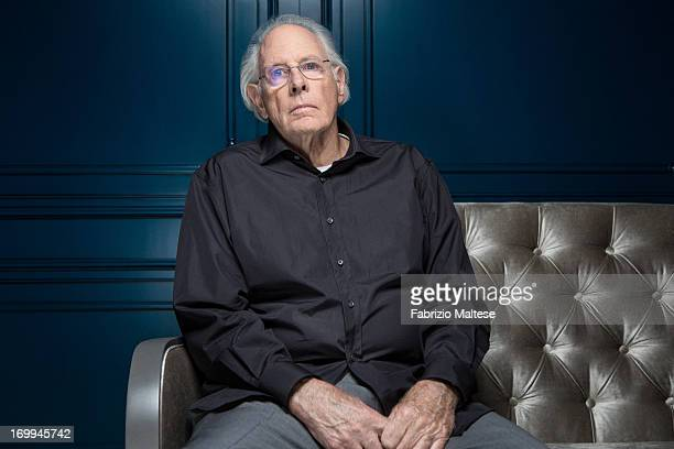 Bruce Dern is photographed for Self Assignment on May 20 2013 in Cannes France