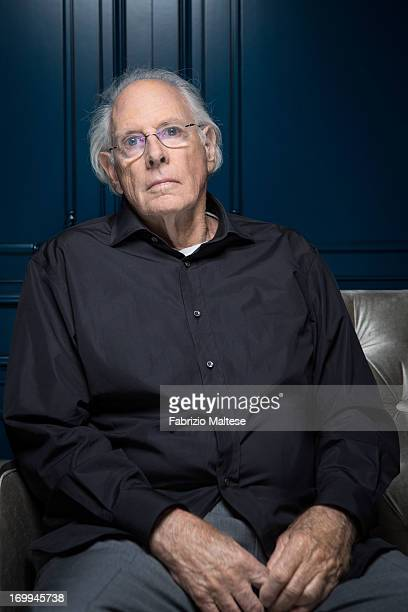 Bruce Dern is photographed for The Hollywood Reporter on May 20 2013 in Cannes France