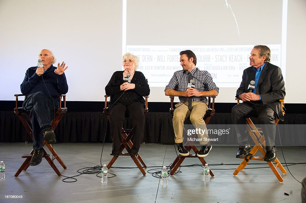 "New York Film Critics Series Screening Of ""Nebraska"" : News Photo"