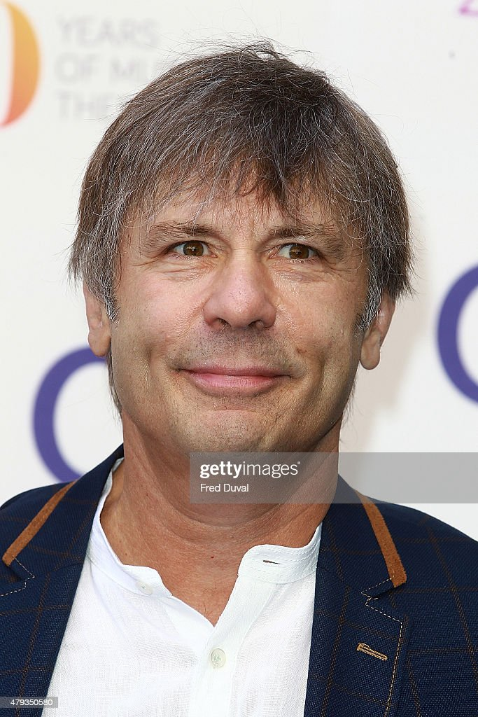 bruce dickinson of iron maiden attends the nordoff robbins o2 silver clef awards at the grosvenor - Silver Hotel 2015