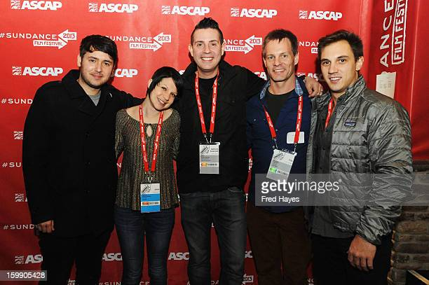 Bruce Driscoll Melissa EmertHutner Senior Director Membership Pop/Rock ASCAP Marc Emert Hutner Michael Farrell and Associate Director Pop/Rock Evan...