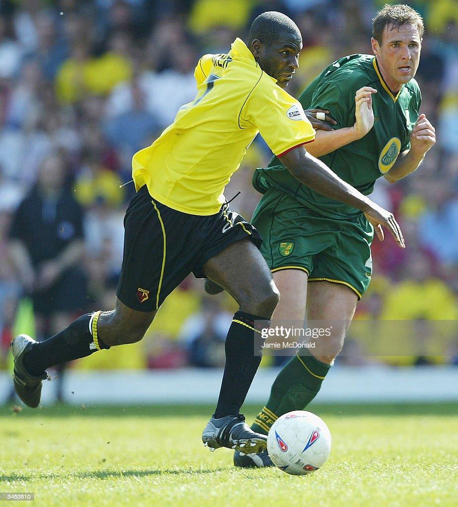 Watford v Norwich City : News Photo