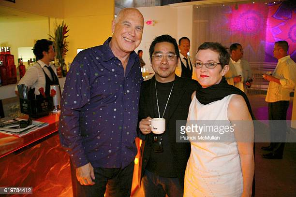 Bruce Fergusson, Kevin Miyazaki and Marilu Knode attend Savannah College of Art and Design Brunch Hosted by President Paula Wallace Honoring SCAD...