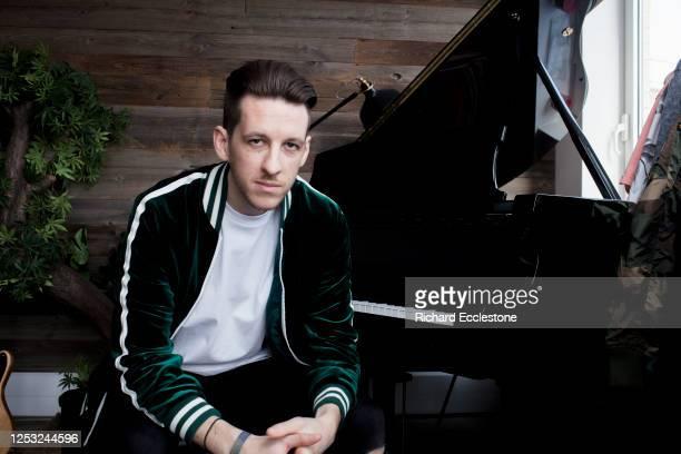 Bruce Fielder English DJ record producer and remixer United Kingdom 2018