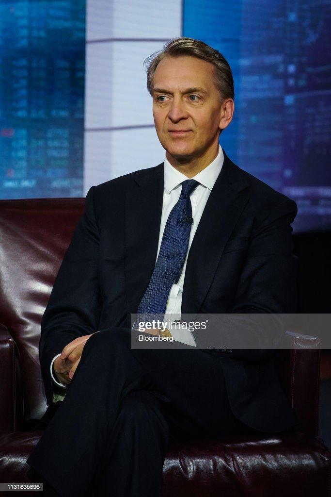NY: Brookfield Asset Mgmt CEO Bruce Flatt & Oaktree Capital Group Co-Founder Howard Marks Interview