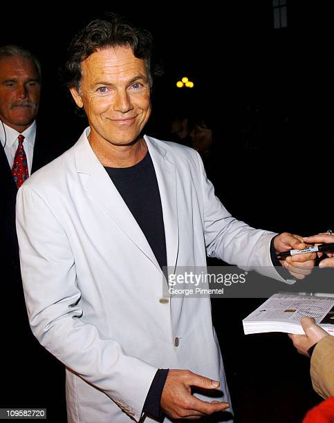 Bruce Greenwood during 2004 Toronto International Film Festival 'Being Julia' Premiere Arrivals at Roy Thompson Hall in Toronto Ontario Canada