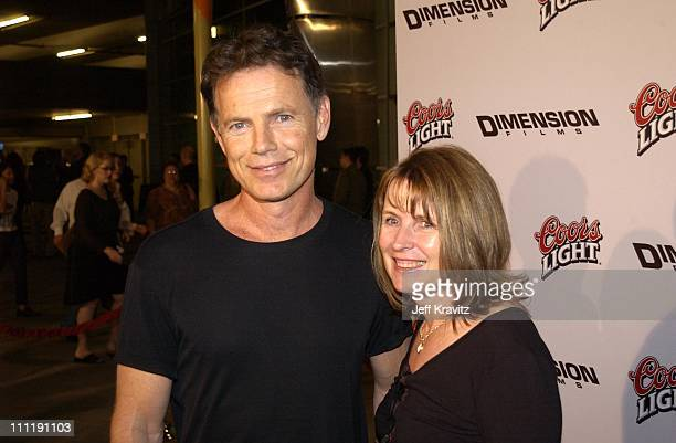 Bruce Greenwood Susan Devlin during Below Premiere at Arclight Cinema in Hollywood Ca