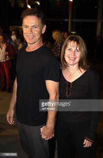 Bruce Greenwood Susan Devlin during Below Premiere at Arclight Cinema in Hollywood Ca
