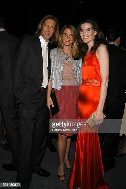 Bruce Hoeksema and Jennifer Creel attend Valentino Fragrance Launch Valentino V at the Four Seasons in New York at Four Seasons Restaraunt on May 19...