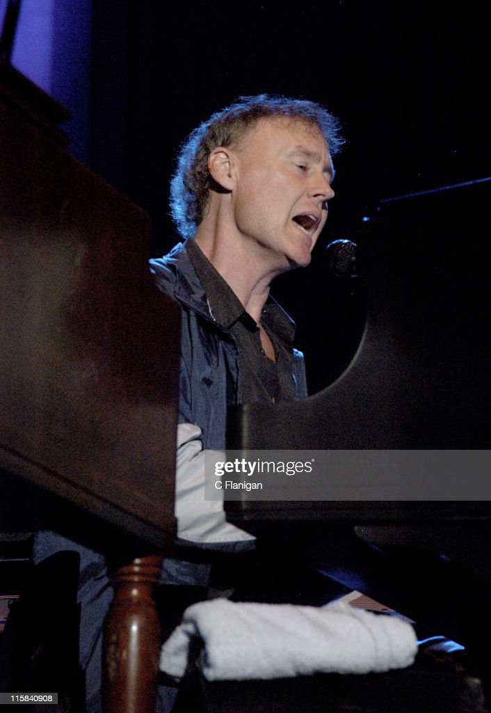 Bruce Hornsby during 'Comes A Time: A Celebration of the Music & Spirit of Jerry Garcia' at The Greek Theater in Berkeley, California, United States.