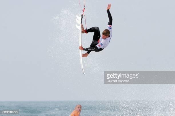 Bruce IRONS / Kelly SLATER Quiksilver Pro France 2006 Hossegor