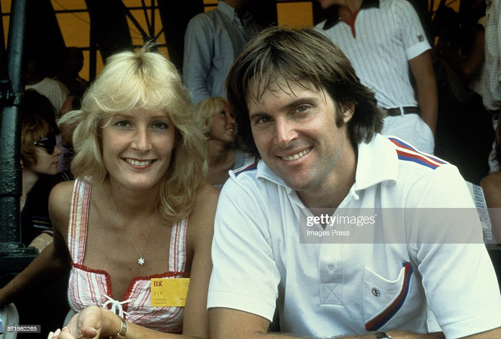 Bruce Jenner and first wife Chrystie... : News Photo