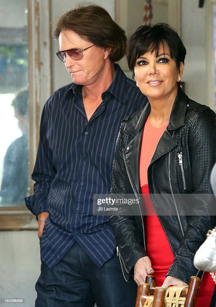 Celebrity Sightings In Los Angeles - March 21, 2013 : News Photo