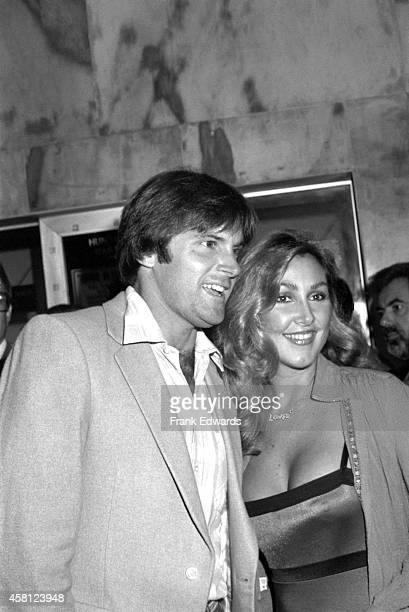 Bruce Jenner and wife Linda Thompson go to see the play 'Come Blow Your Horn' at Hollywood's Huntington Hartford Theatre in October 1981 in Los...