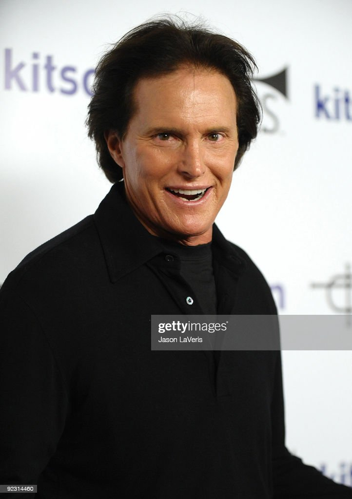 Bruce Jenner attends the 'Rich Soil' launch party at Kitson on Roberston on October 21, 2009 in Beverly Hills, California.