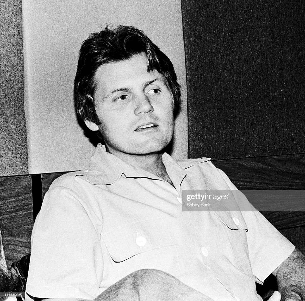 Bruce Johnston of the Beach Boys Sighting at Bell Sound Studios - May 6, 1977
