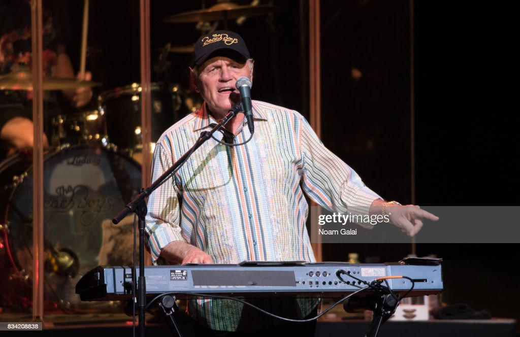 Bruce Johnston of The Beach Boys performs in concert at The Beacon Theatre on August 17, 2017 in New York City.