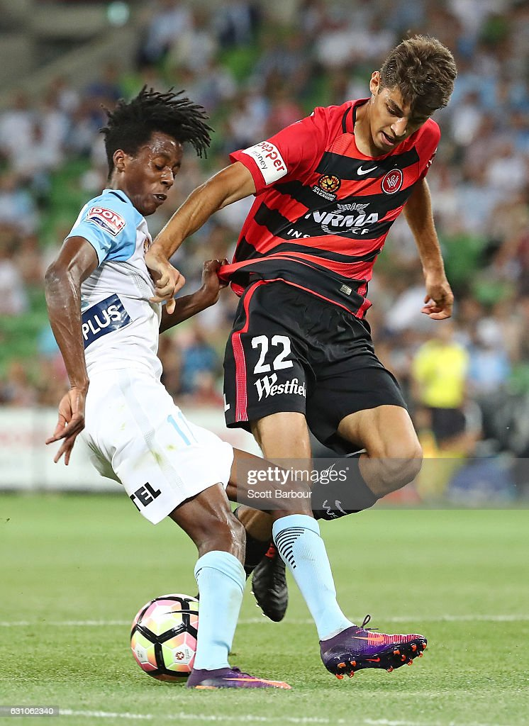 A-League Rd 14 - Melbourne City v Western Sydney