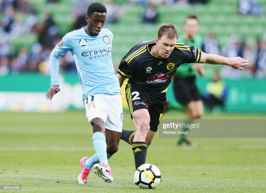 A-League Rd 3 - Melbourne v Wellington