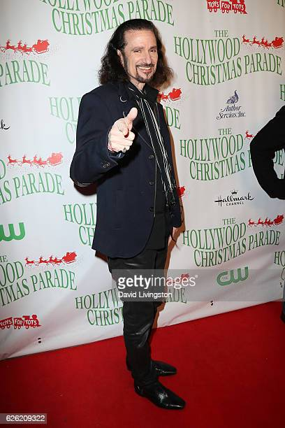 Bruce Kulick arrives at the 85th Annual Hollywood Christmas Parade on November 27 2016 in Hollywood California