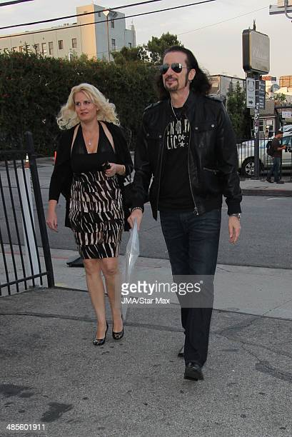 Bruce Kulick is seen on April 18 2014 in Los Angeles California