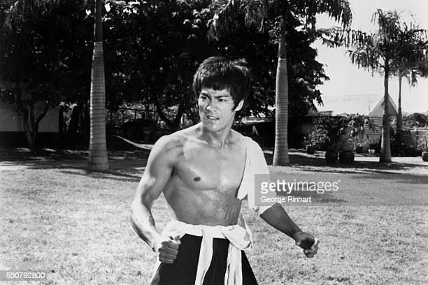 Bruce Lee in Fists of Fury NGPFilm 1972 Written and directed by Wei Lo
