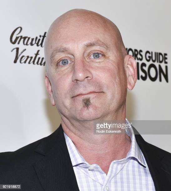 Bruce Lisker attends the premiere of Gravitas Pictures' 'Survivors Guide To Prison' at The Landmark on February 20 2018 in Los Angeles California