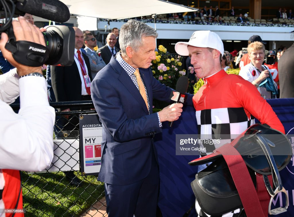 2018 Stakes Day : News Photo
