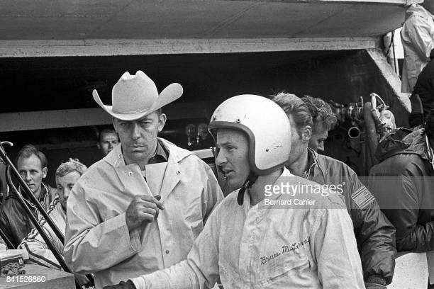 Bruce McLaren 24 Hours of Le Mans Le Mans 19 June 1966