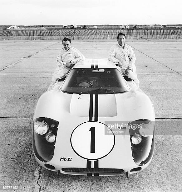 Bruce McLaren and co-driver Mario Andretti won the 12 Hours of Sebring with the Ford Mark IV J4 in the car's debut. They also won the pole over Jim...