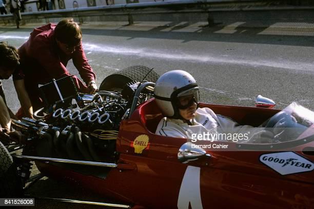 Bruce McLaren McLarenBRM M5A Grand Prix of Italy Monza 10 September 1967