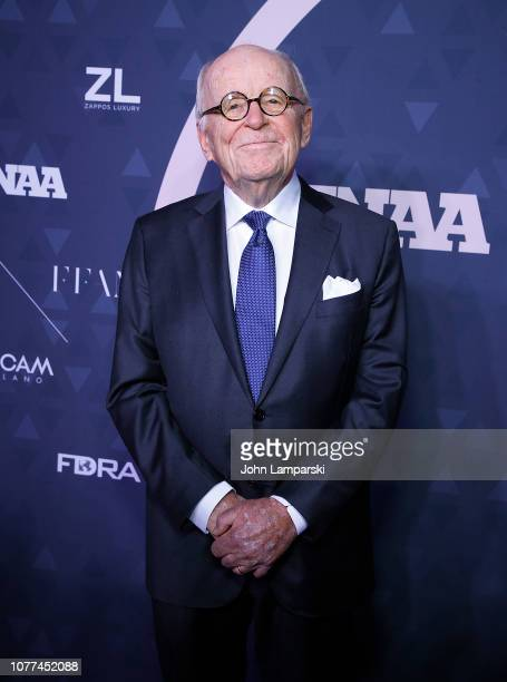 Bruce Nordstrom attends 2018 FN Achievement Awards at IAC Headquarters on December 04, 2018 in New York City.